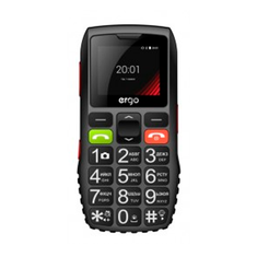 Ergo F184 Respect Dual Sim Black