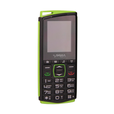 Sigma mobile Comfort 50 Mini 4 Green/Black