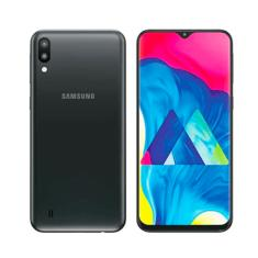 Смартфон Samsung Galaxy M10 3/32GB Dual Charcoal Black