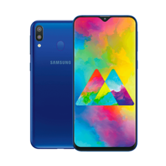 Смартфон Samsung Galaxy M10 3/32GB Dual Charcoal Blue