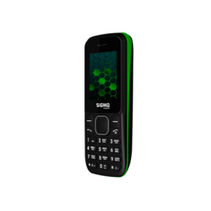 Sigma mobile X-Style 17 UPDATE Dual Sim black-green