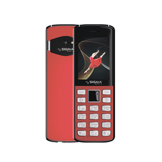 Sigma mobile X-style 24 ONYX Red